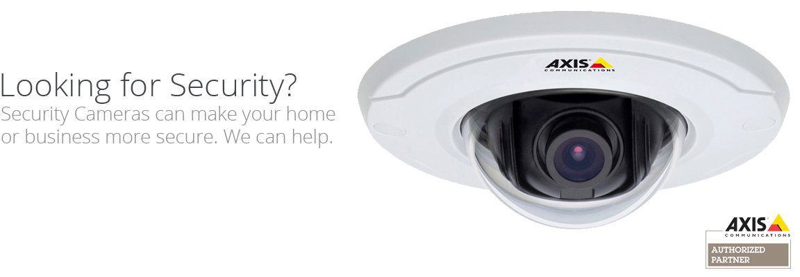 Security Cameras Solutions